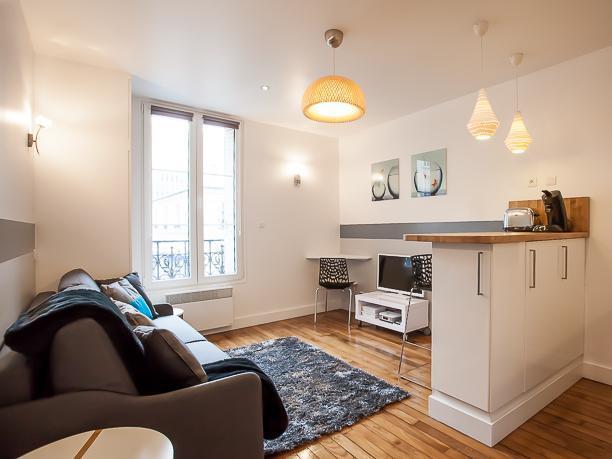Nice Flat South Paris / Beau Studio Porte Versailles- South of Paris - Image 1 - Issy-les-Moulineaux - rentals