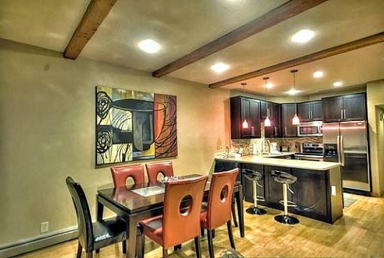 Amazing Kitchen With Stainless Steel Appliances, Granite Countertops and Walnut Cabinets - Rockies 2323 - Steamboat Springs - rentals