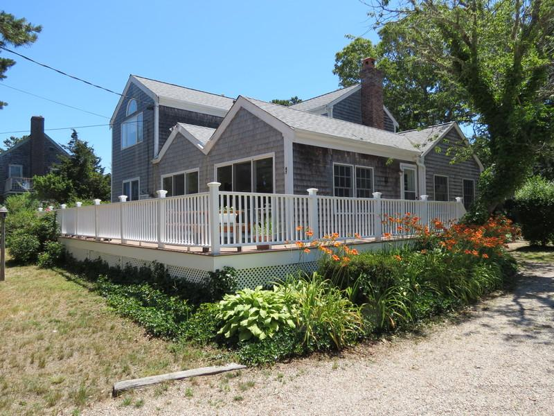047-B - Roomy, Bright Home 4 Minute Walk to Beach--047-B - Brewster - rentals