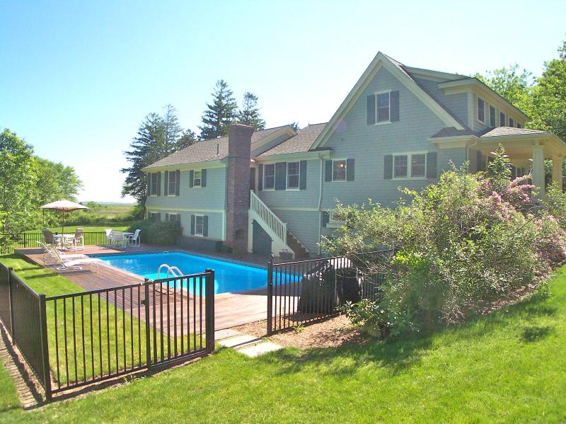 059-WB - Stunning Architect-Owned Estate w/pool : 059-WB - West Barnstable - rentals