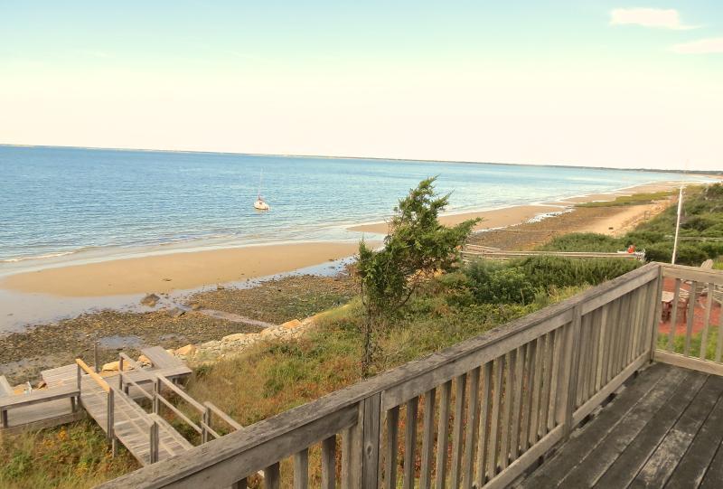 116-BK - 116-BK Beachfront Brewster, sweeping Bay views - Brewster - rentals