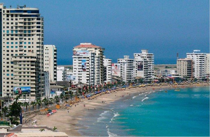 Salinas Beach Ecuador - SALINAS BEAUTIFUL BEACH 2 Bedroom 2 Bathroom - Salinas - rentals