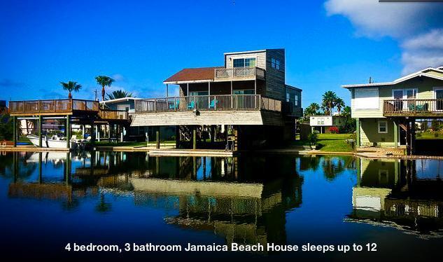 "Jamaica Me Happy - ""Jamaica Me Happy"" Bay House Galveston, Sleeps 10 - Galveston - rentals"