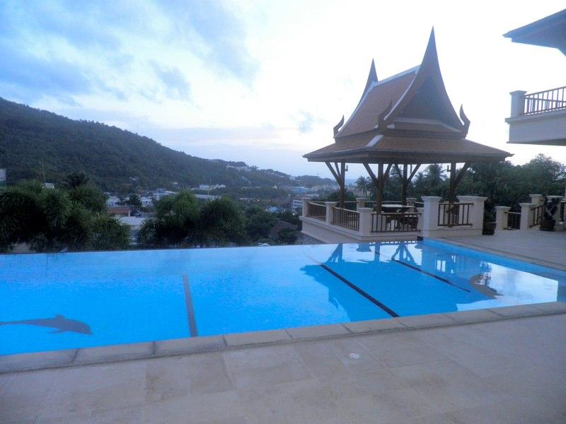 Infinity Pool & Sea View - KATA SEA BREEZE - LARGE 4 BED, SEA VIEW, POOL VILLA - Kata - rentals