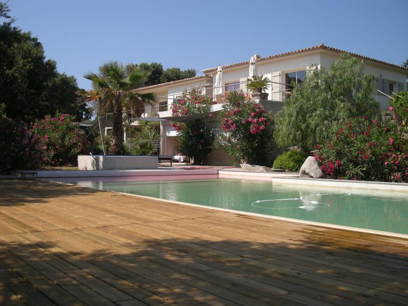 General view - Magnificent villa located in south Corsica - Porto-Vecchio - rentals
