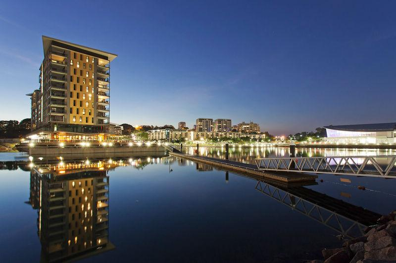 Darwin Waterfront Penthouses - 3 Bed Sleeps 7 - Image 1 - Darwin - rentals