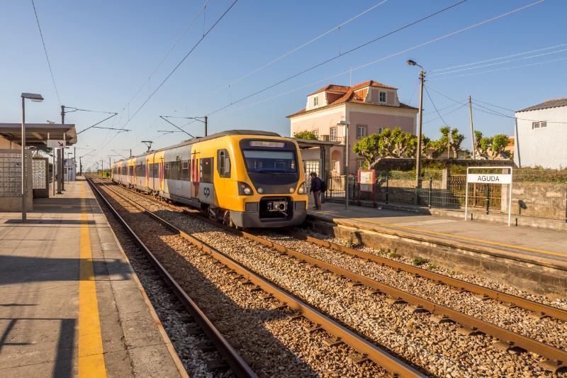 Train station - Aguda Surf, Beach & Golf - Vila Nova de Gaia - rentals