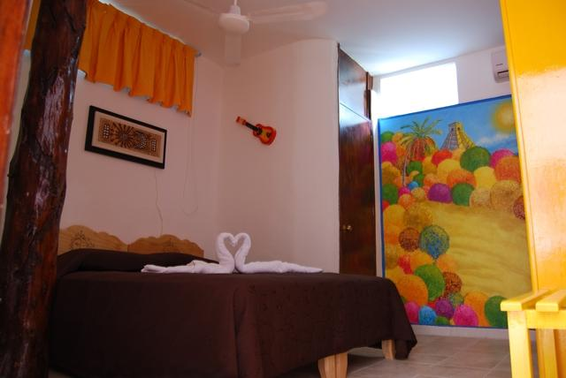 Amarilla Room - Sole Y Luna  PLaya del carmen  AMARILLA ROOM - Playa del Carmen - rentals