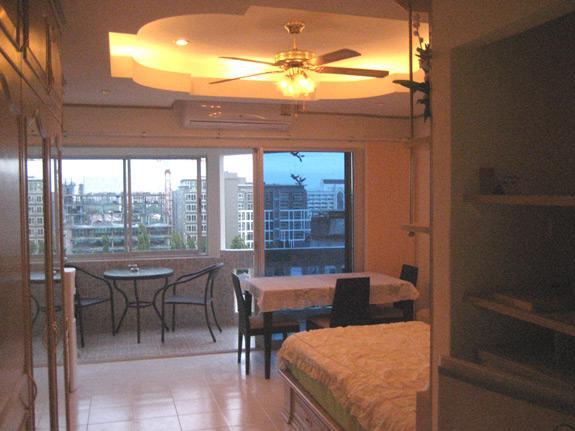 Apartment + seeview (725) in Jomtien (Pattaya) - Image 1 - Jomtien Beach - rentals