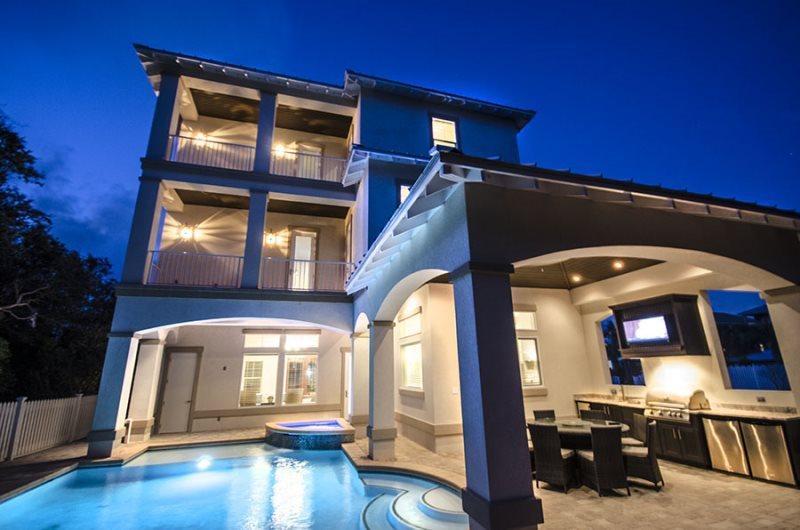 Welcome to your personal oasis at Frangista Villa! - Frangista Villa: End of Summer Special! 7 Bdrm - Miramar Beach - rentals