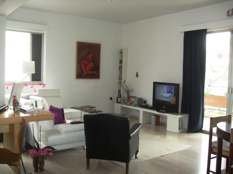 A Unique 2-Bedroom Apartment in Marousi/Athens - Image 1 - Marousi - rentals