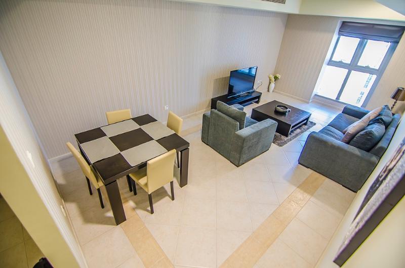1BR|SEA VIEW|DUBAI MARINA|45499| - Image 1 - Dubai - rentals