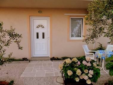 A4 Bijeli(2): terrace - 06503HVAR A4 Bijeli(2) - Hvar - Hvar - rentals