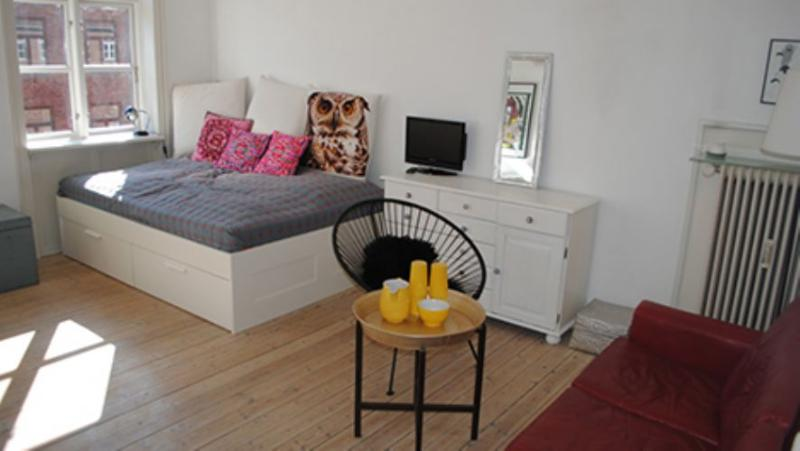 Mimersgade Apartment - Nice bright Copenhagen apartment near Noerrebro station - Copenhagen - rentals