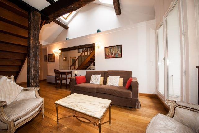 Traditional Apartment for 6 in Paris - Image 1 - Paris - rentals