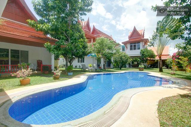 Bungalow - Piscine - Villa - Very beautiful Thaï villa 6 to 14 people - Coral Island (Koh Hae) - rentals