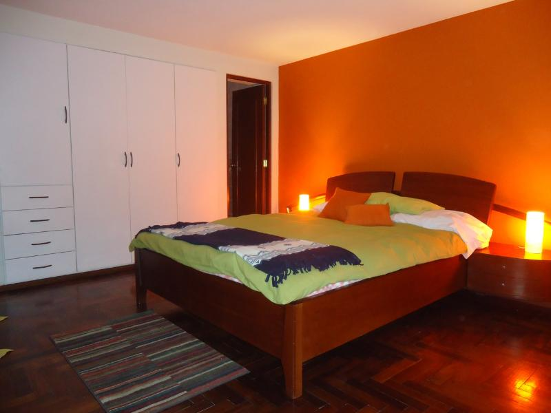 Dormitorio principal - Luxury Apartment furnished up to 4 people - Arequipa - rentals
