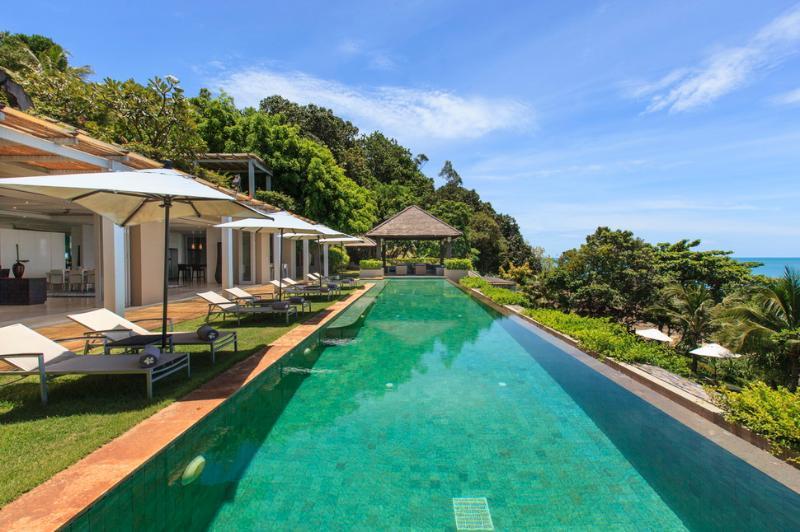 Sangsuri Villa 1 - Image 1 - Chaweng Noi Beach - rentals