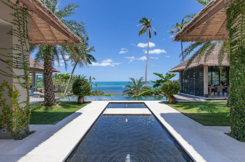 Sangsuri Villa 2 - Image 1 - Chaweng Noi Beach - rentals