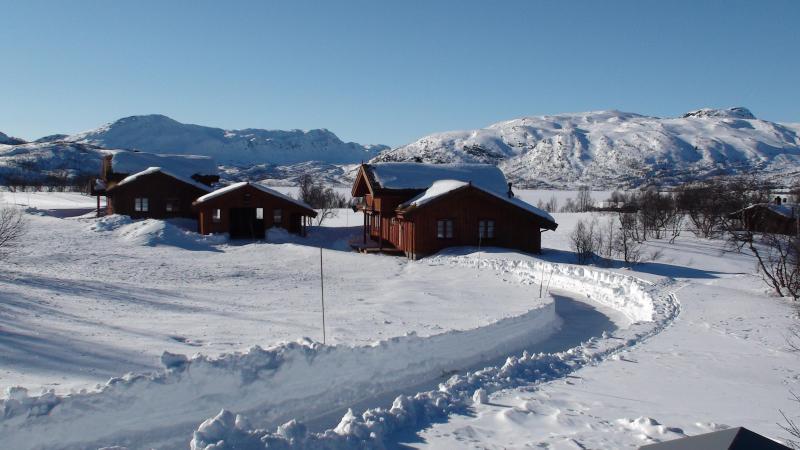Sæsvatn between Hovden and Haukeli. - Image 1 - Haukeli - rentals