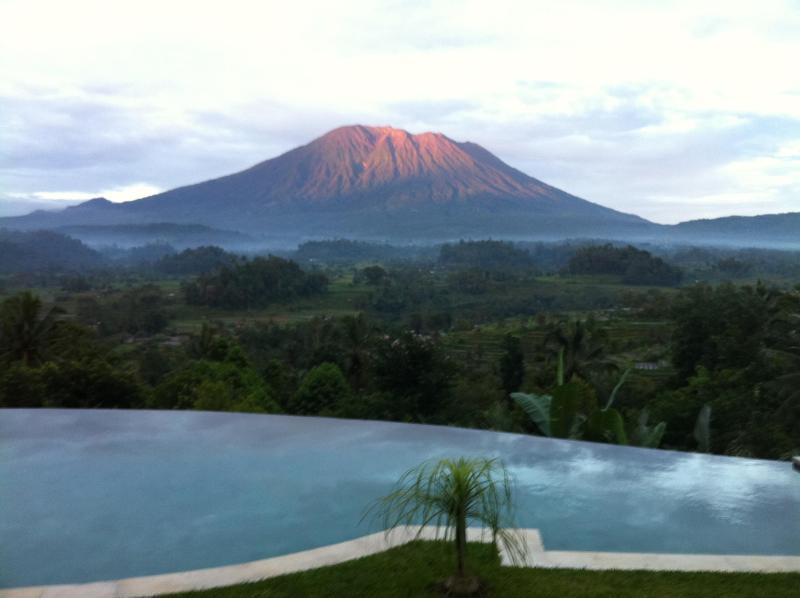 Villa Sidemen, the best view in Bali!  Free car! - Image 1 - Sidemen - rentals