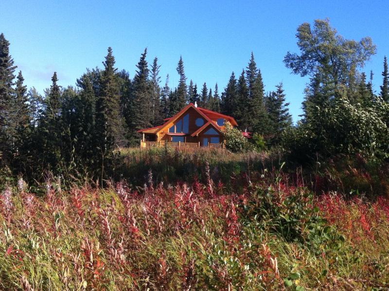 Early Fall - Moose & Mountain View B & B Kenai Peninsula - Clam Gulch - rentals