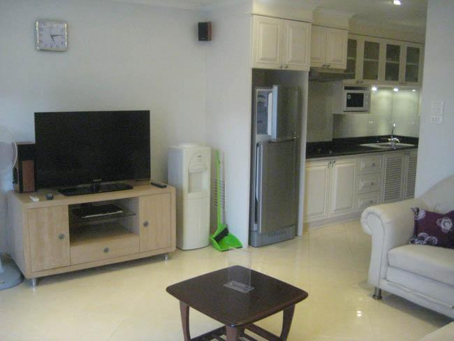 Double apartment (537) poolview in Jomtien-Pattaya - Image 1 - Jomtien Beach - rentals