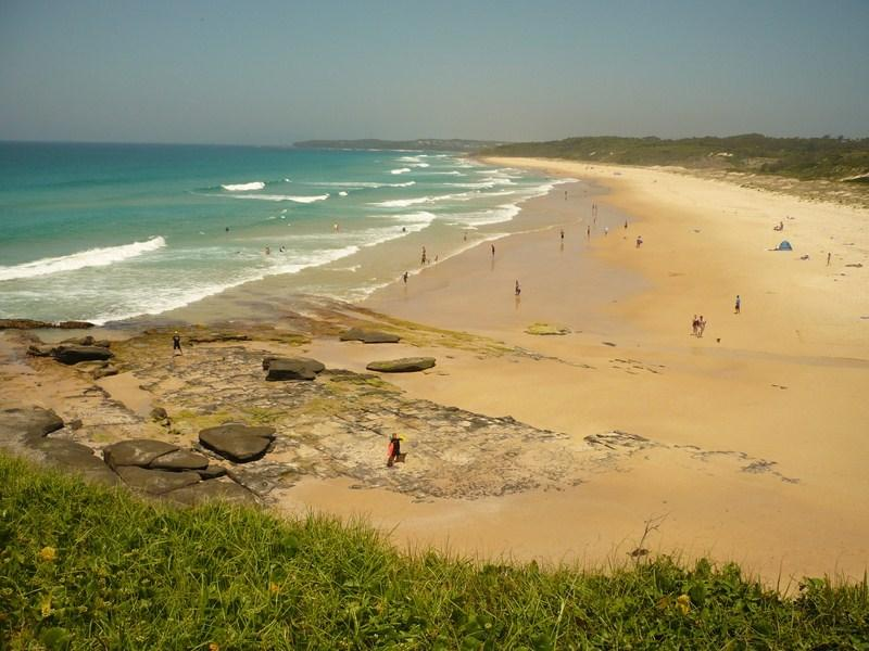 Racecourse Beach - The Beach Bungalow - Ulladulla - rentals