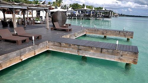 El pelicano bar/ restaurant steps away - 2 bedroom beach condo - Boca Chica - rentals