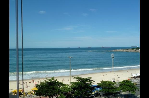 RioBeachRentals - 8th Floor Ocean View - #101D - Image 1 - Rio de Janeiro - rentals