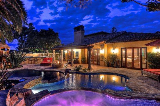 Incredible 4 Bedroom Resort Just minutes from beach - Carlsbad Dream Home! 2 pools, spa, water slide. - Carlsbad - rentals