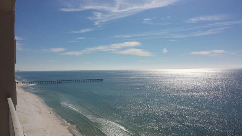 Amazing panoramic views. Pier Park is just down the street at the pier. - Tidewater 1 BD/ 2 BA Amazing Views - Panama City Beach - rentals