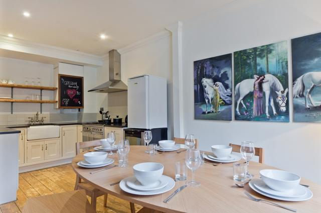 Fantastic 3 bed mews house near Hyde park - Image 1 - London - rentals