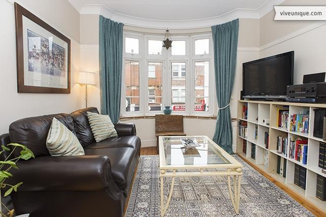 Charming 2 bed apartment, in upmarket Fulham - Image 1 - London - rentals