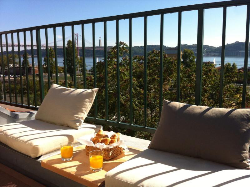 River & Breakfast! - Lisbon Riverside View - Belém 3 - Lisbon - rentals