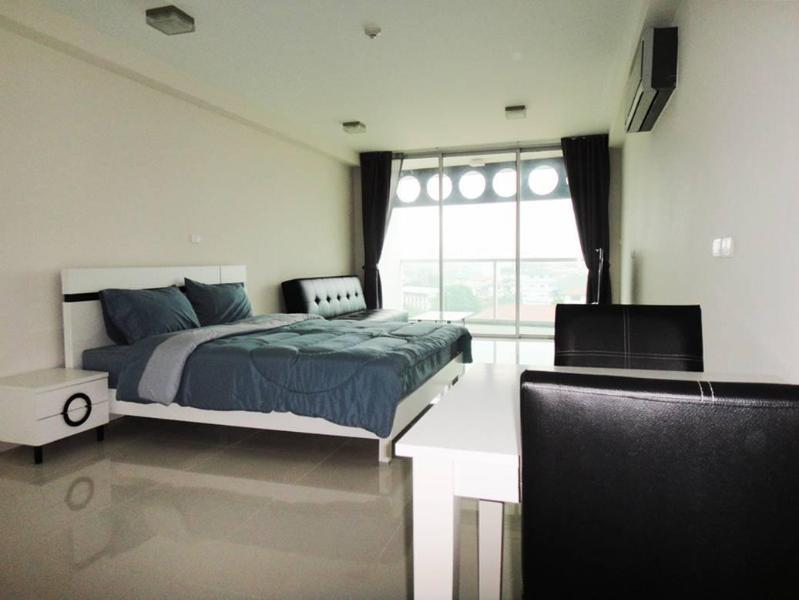 Prime location new condo - pattaya-201 Park Royal2 - Image 1 - Pattaya - rentals