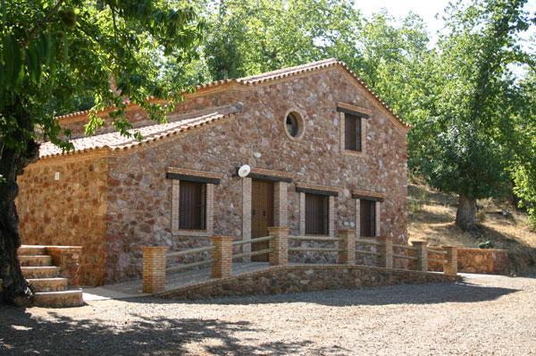 Fachada - Situada en el Parque Natural Sierra de Aracena. - Aracena - rentals