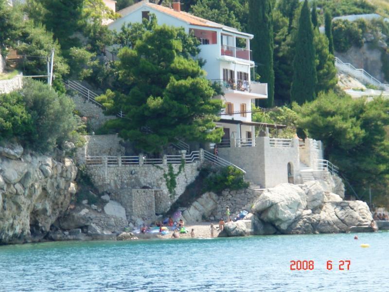 Villa Antares Pisak - Beach Villa Antares near Split - Pisak - rentals