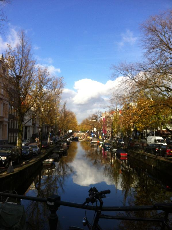 End of the street 'Reguliersgracht' canal - City Centre, 1 Bed Room, 2-4 people, Canal Area - Amsterdam - rentals