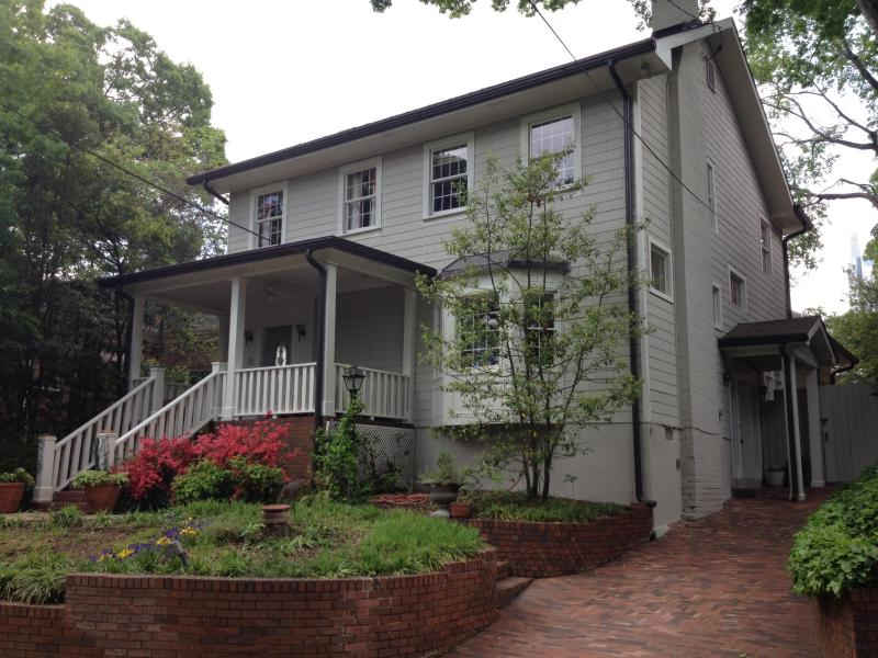 Exterior of Home - Midtown Atlanta: Great Location-Heart of the City - Atlanta - rentals