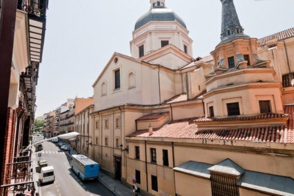 CR177cMadrid - PLAZA MAYOR / SOL 5 bedrooms - Image 1 - Madrid - rentals