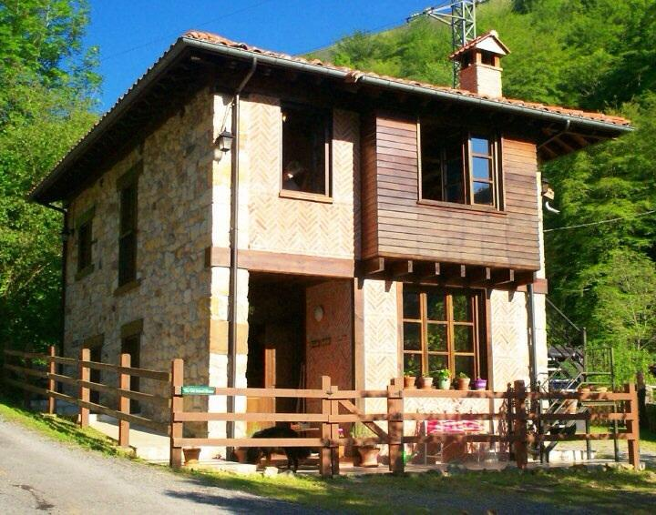 The Old School House, Pilona. - The Old School House & Orchard - Espinaredo - rentals