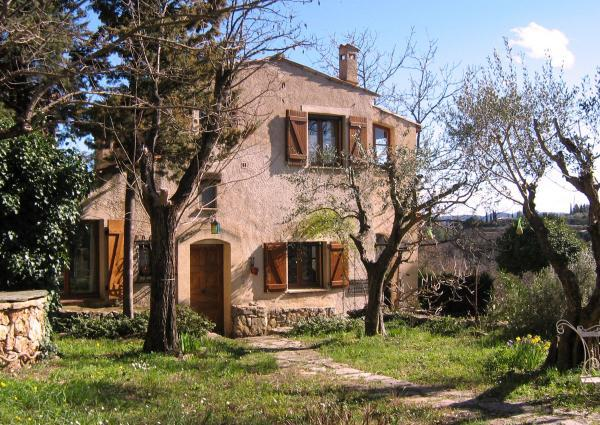 Late Fall - Idyllic Cottage with a Balcony, in Provence - Cotignac - rentals