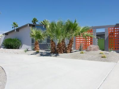1959 Alexander built by Palmer+Kriesel. - HOLLYWOOD PLAYERS PARADISE BOCCE a midcentury gem - Palm Springs - rentals