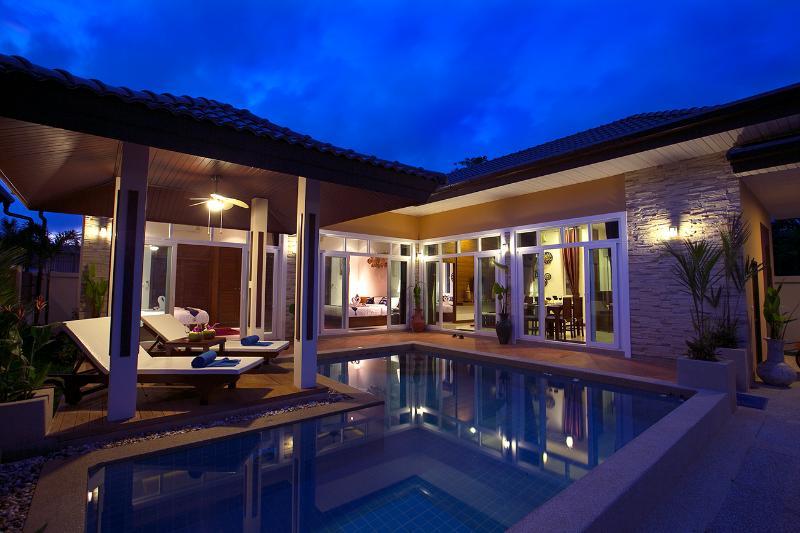 Rawai Private Villas 2 - pool and garden - Image 1 - Rawai - rentals