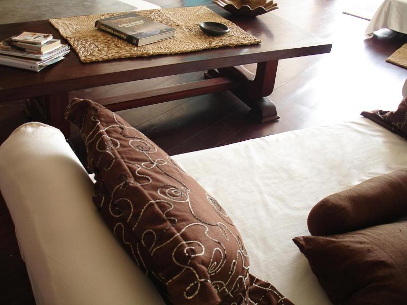 Living Room - Design Loft Old City of Cartagena - Cartagena - rentals