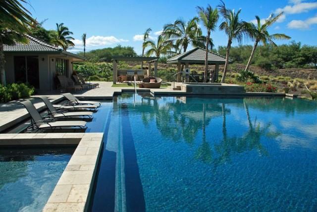 Infinity Pool at Amenity Center - Mauna Kea Oceanview Condo FREE RESORT USE! - Kohala Ranch - rentals