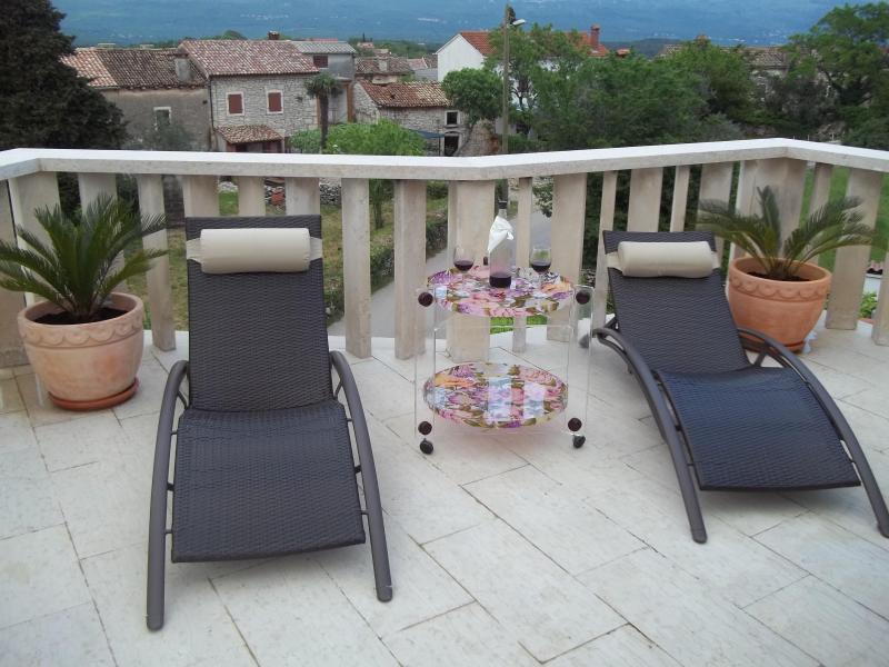 Comfortable house with garden, terrace, free wifi. - Image 1 - Rakalj - rentals