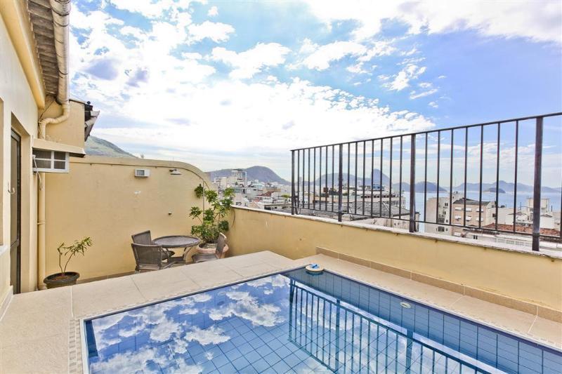 RioBeachRentals - Penthouse Sugarloaf - #200C - Image 1 - Rio de Janeiro - rentals