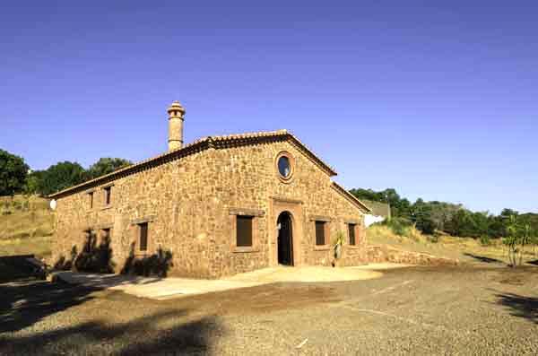 Fachada - Casa Rural en  Sierra de Aracena y Picos de Aroche - Aracena - rentals